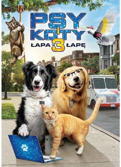 Psy i koty: Łapa w łapę