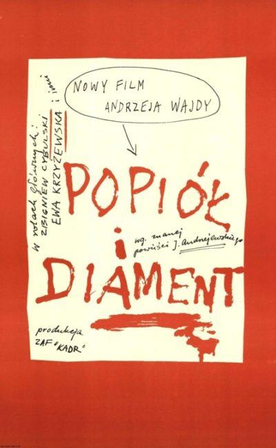 Popiół i Diament – 70 lat kina Promień