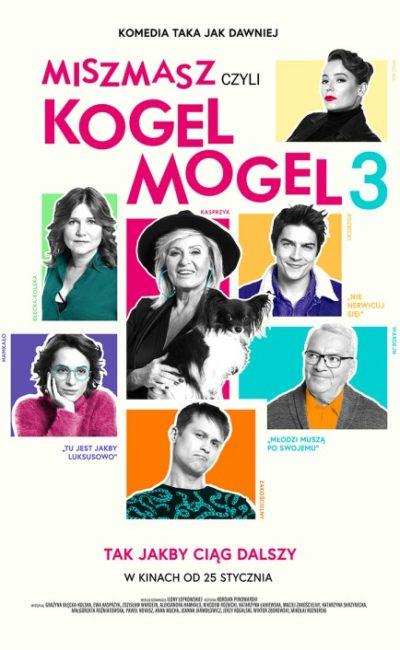 Miszmasz czyli Kogel Mogel 3 – 70 lat kina Promień