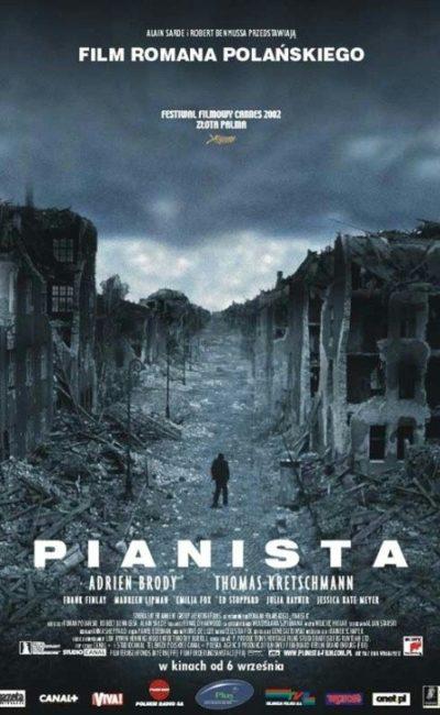 Pianista – 70 lat kina Promień